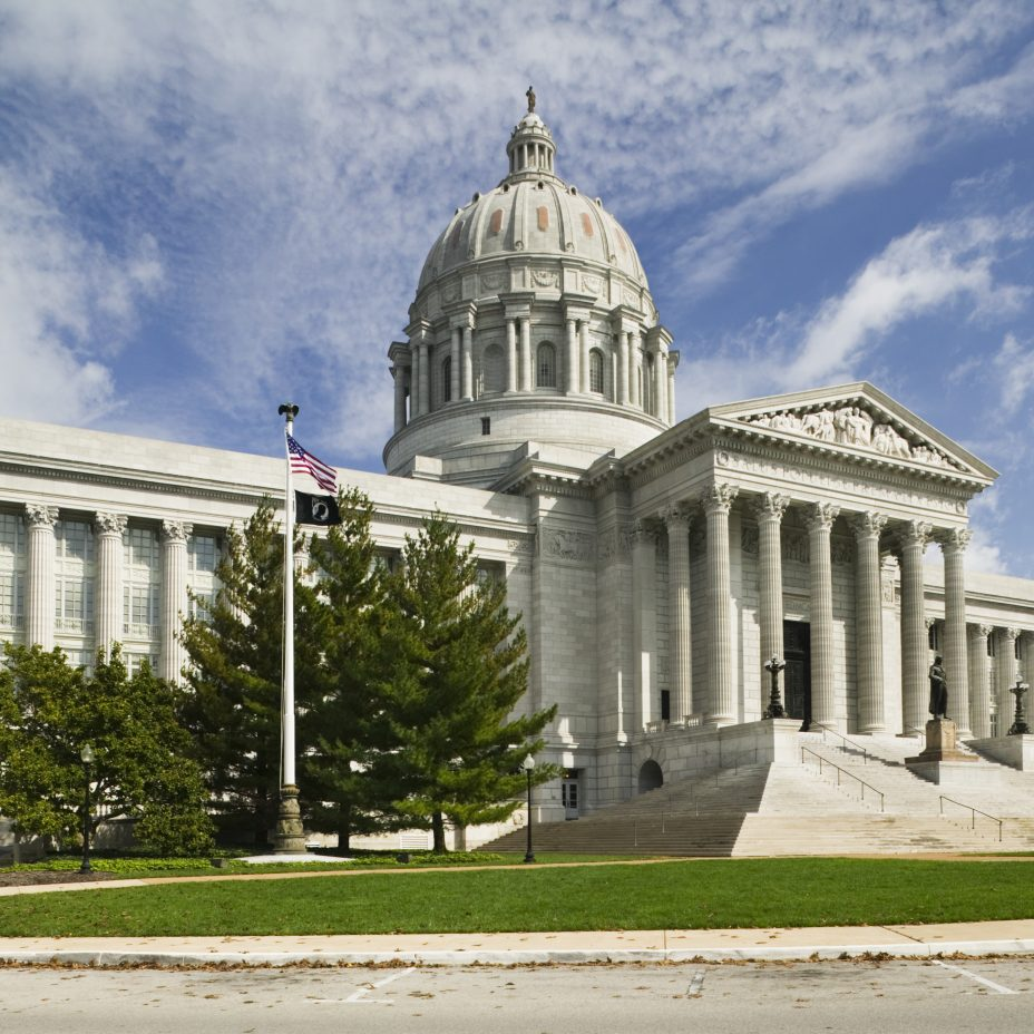 In final days of Missouri's legislative session, dueling COVID liability bills surface