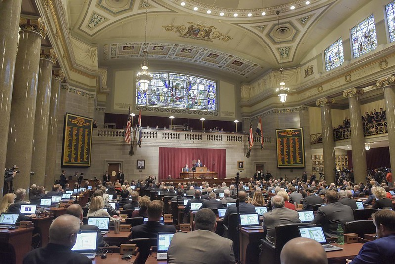 Missouri House leadership vow investigation into allegations of abuse against Rick Roeber