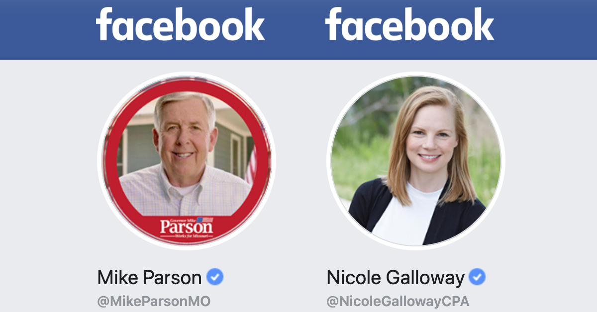 Social media ads another battleground to reach voters in Missouri governor's race