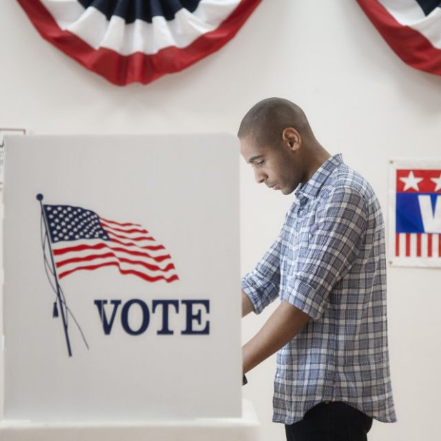 Why Americans are so enamored with election polls
