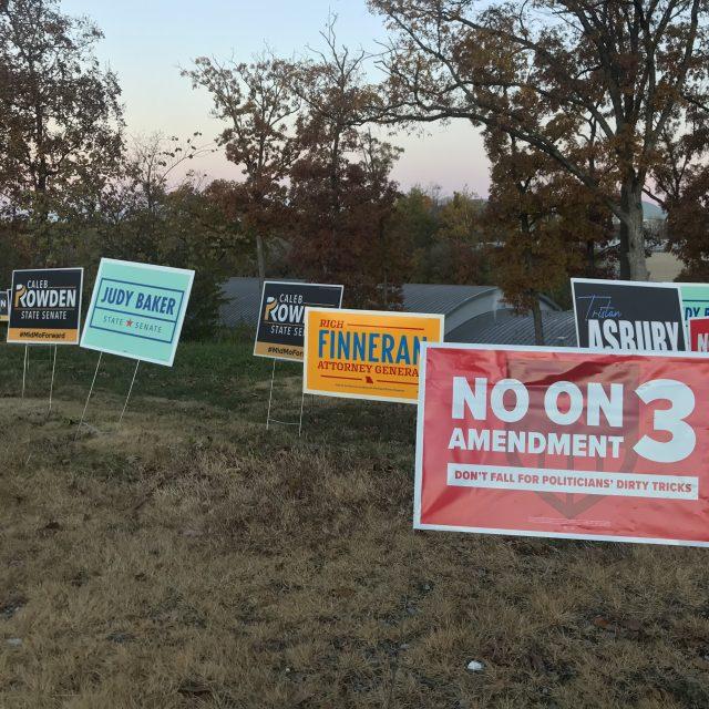 Voters repeal Clean Missouri redistricting plan they enacted in 2018