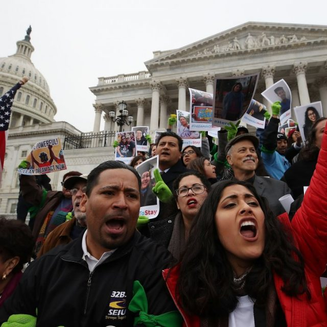 Immigration advocates push Biden to not just bring back DACA but expand it