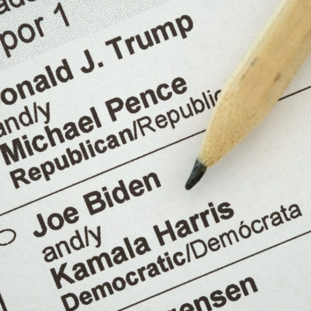 The fight for the presidency comes down to millions of uncounted mail ballots in battleground states