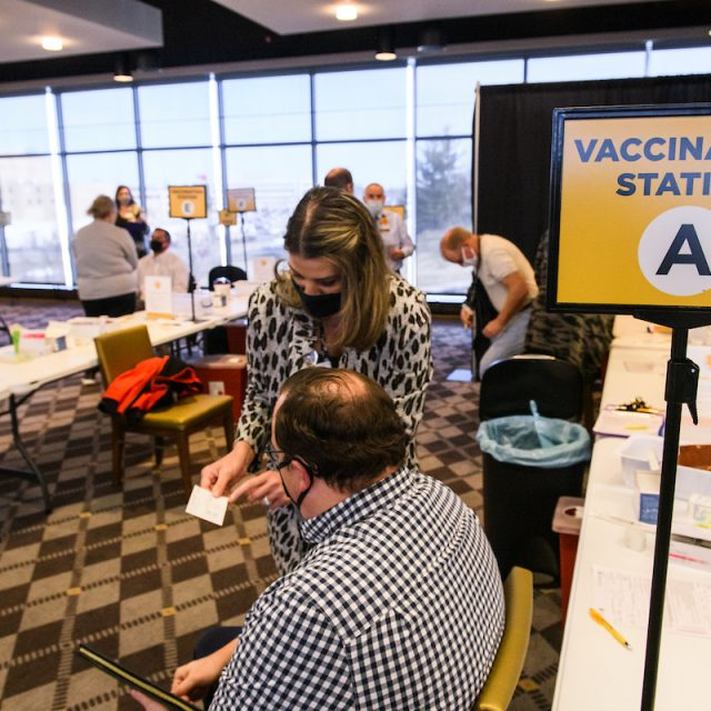 Missouri ranks last in residents vaccinated, near bottom in percent of vaccines administered