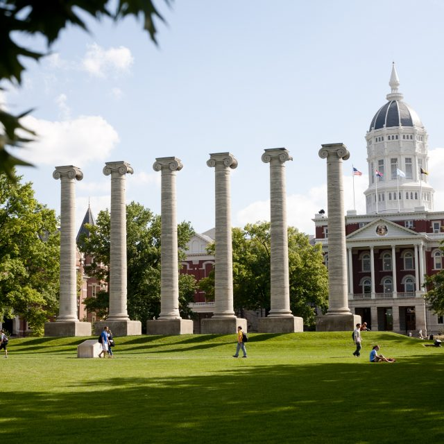 Competition increasing for KC-area seat on University of Missouri curators