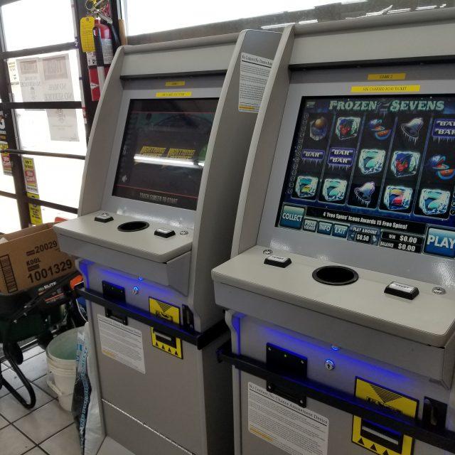 Deskin's gum dispenser: 1913 ruling seen as key to Missouri illegal gambling cases