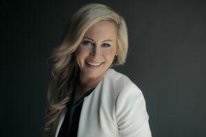 Headshot of Sara Hart Weir
