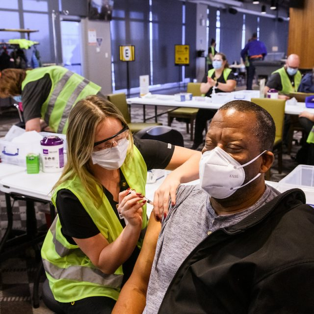 COVID affects Black Missourians disproportionately. Vaccine is slow to get to them