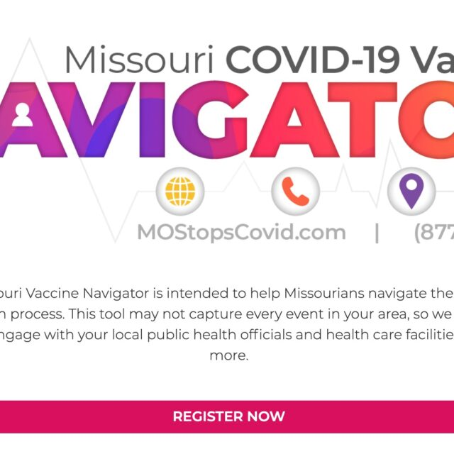 Most vaccinators don't use Missouri registration system launched months into rollout