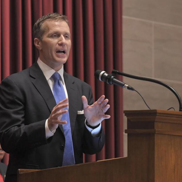 Eric Greitens' run for Senate in Missouri represents a perversion of patriotism | Opinion