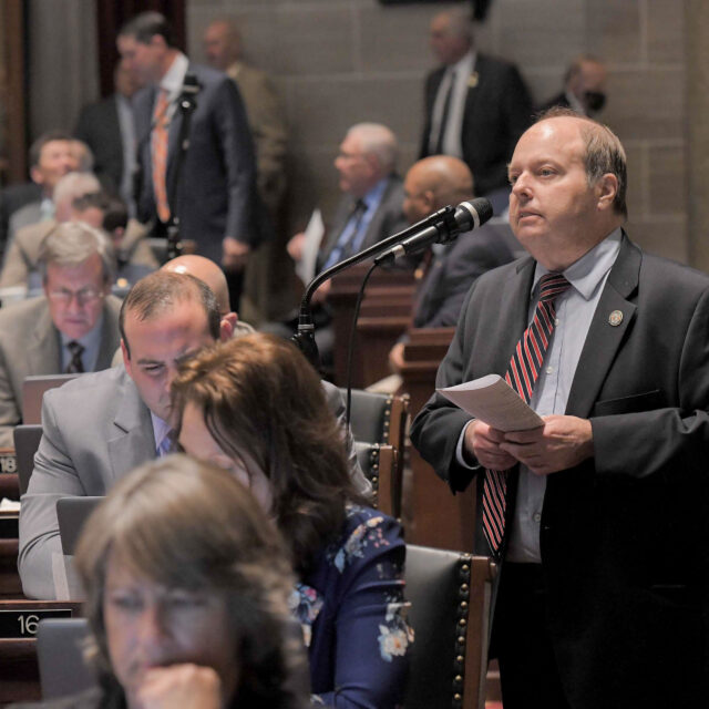 As session nears end, Missouri legislators get creative in push for LGBTQ protections
