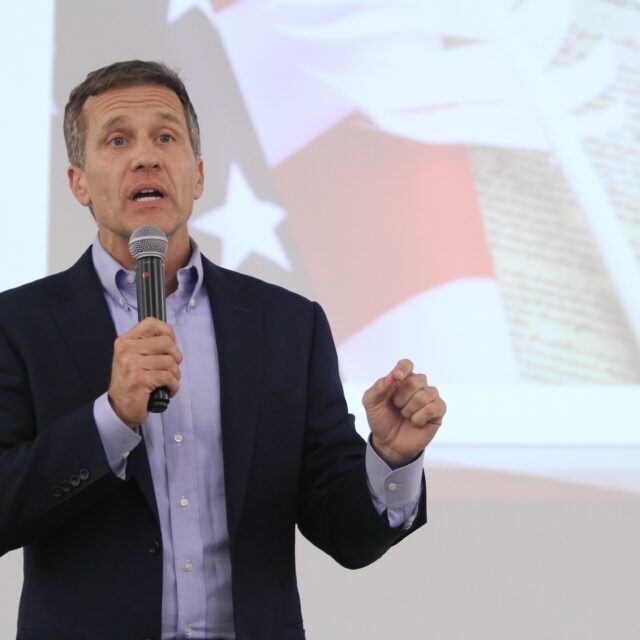 Eric Greitens heading to Arizona once again to tout election fraud conspiracies