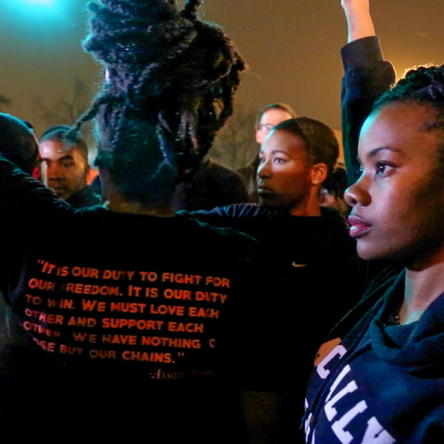 'The fight has to change': Why Ferguson activists ditched police reform