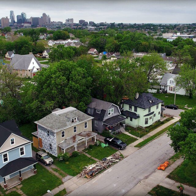In Kansas City, a wave of evictions could push gun violence to new extremes this year