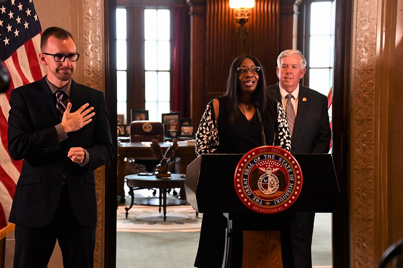 Parson names Robin Ransom as first Black woman to sit on Missouri Supreme Court