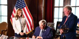 Gov. Parson signs Senate Bill 63