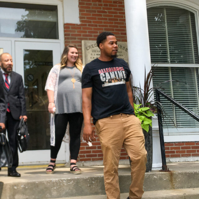 Case dismissed against Black Fayette student arrested in two late-night raids