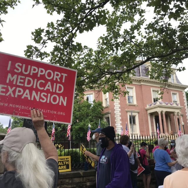 Attorneys argue Missouri is violating federal law, courts on Medicaid expansion delays
