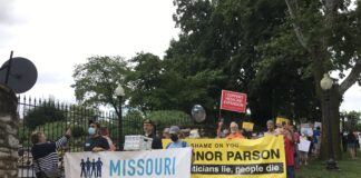Medicaid expansion rally