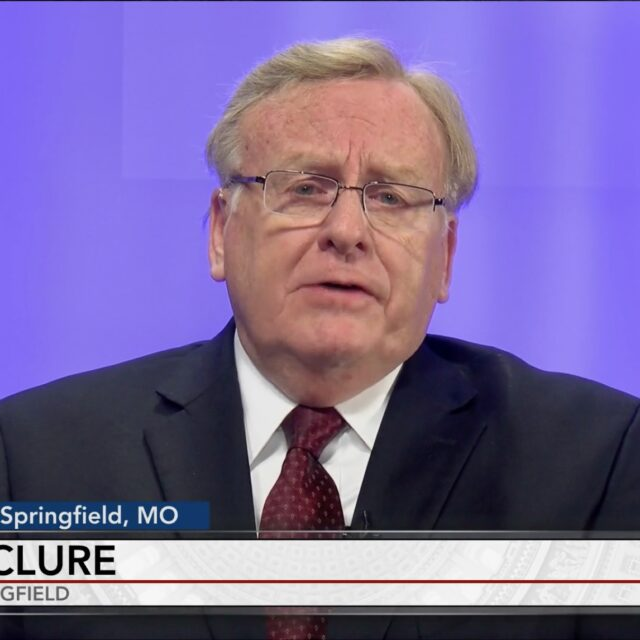 'The surge is coming,' Springfield Mayor Ken McClure warns other Missouri cities