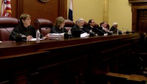 The Missouri Supreme Court hears arguments over Medicaid expansion on July 13, 2021
