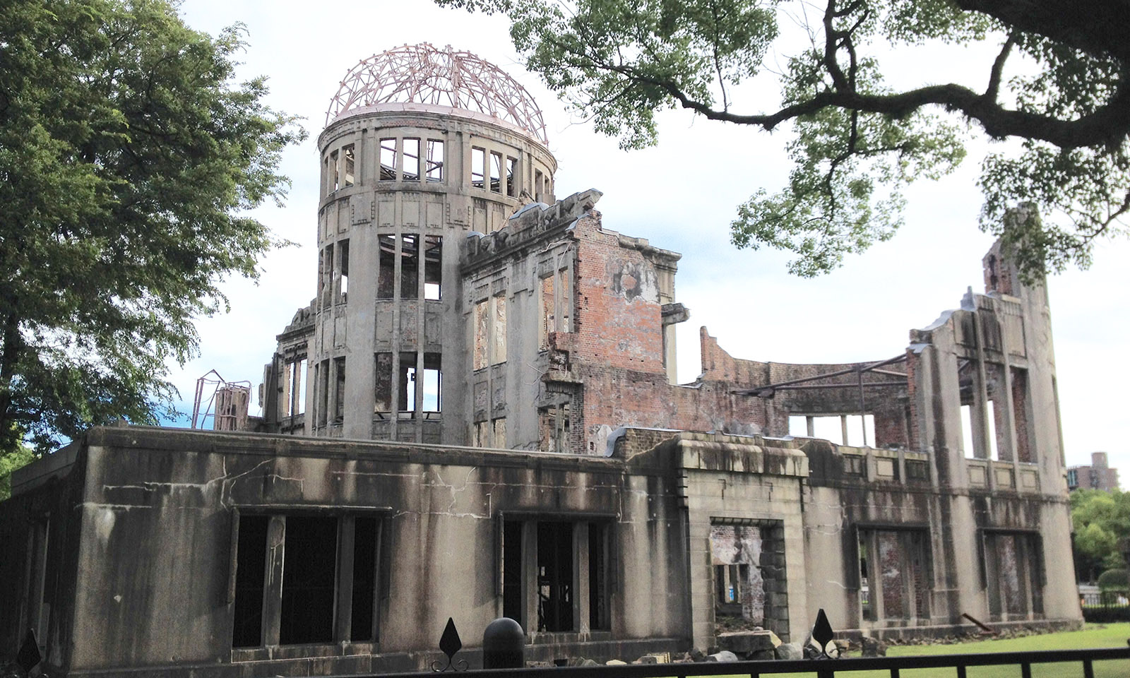 Friday is the 76th anniversary of Hiroshima. Doomsday is closer than ever