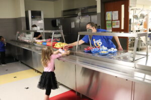 Springfield Public Schools school meals