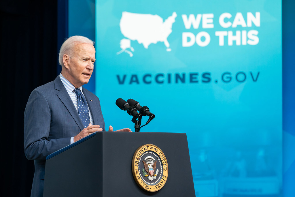 COVID-19 vaccines or weekly tests to be mandated for millions of U.S. workers