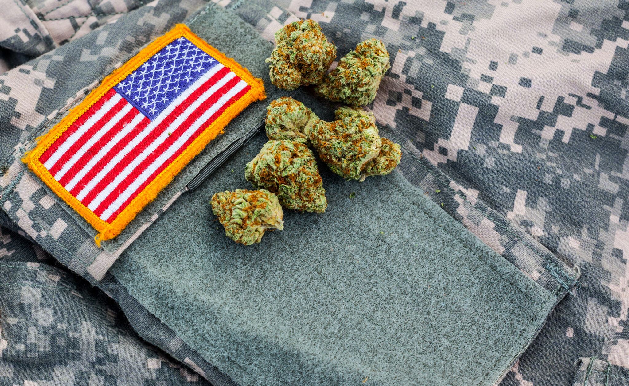 VA sending mixed messages for vets about cannabis use to treat PTSD